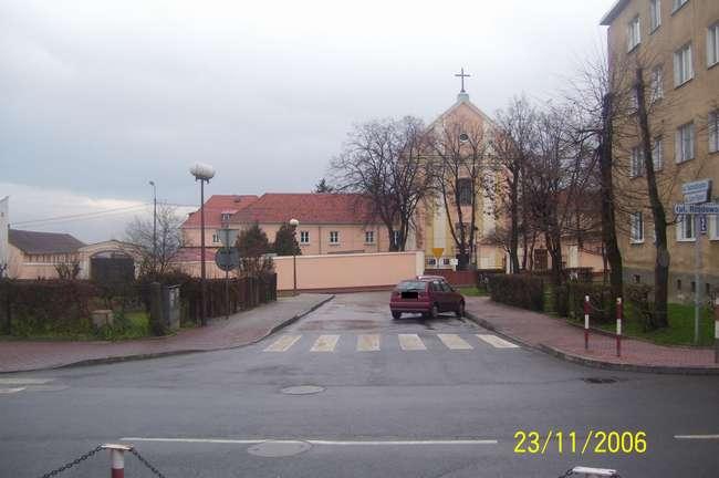 Ulica Kaznodziejska