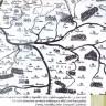 3. Fragment mapy Polski A.Pograbki z 1570 r Kopia
