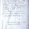 karta tytułowa Inwentarza starostwa łomżyńskiegoz 1580 r