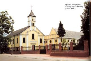 Opactwo Beneduktynek w 2000 r