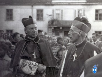 Prymas i biskup Falkowski