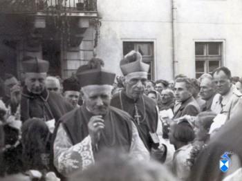 Prymas i biskupi