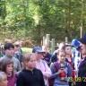 Żywa lekcja historii dla dzieci z Dobrzyjałowa 23 IX 2010