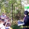 Żywa lekcja historii dla dzieci z Dobrzyjałowa  23