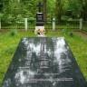 Ten sam grób po remoncie w 2006 roku