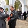 Henryk Sierzputowski i Krzysztof Sychowicz wspierają kwestę