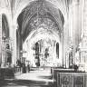 Nawa główna kościoła farnego 1912