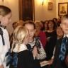 Dzieciaki z klasy II SP w Jeziorku inscenizują Akt II scenę 1