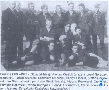 Henryk Pestka. Piłka nożna na Ziemi Łomżyńskiej w latach 1917-1997