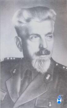 Doktor medycyny, pułkownik Wojska Polskiego, Wiktor Nosarzewski.