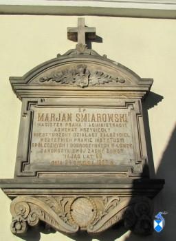 Epitafium Mariana Śmiarowskiego