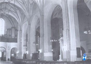 Nawa północna katedry (2000 r.)
