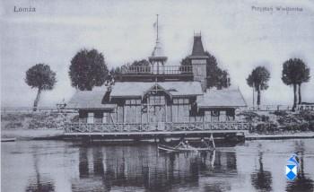 Przystań Wioślarska przed 1915 r