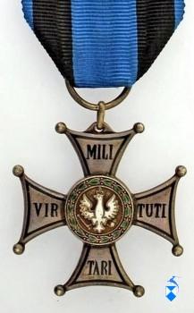 Krzyz srebrny VM z 1920