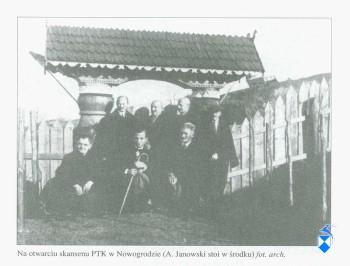 Otwarcie skansenu w Nowogrodzie