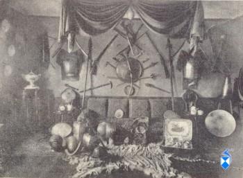 Pierwsza wystawa archeologiczna w Łomży. 1898r.