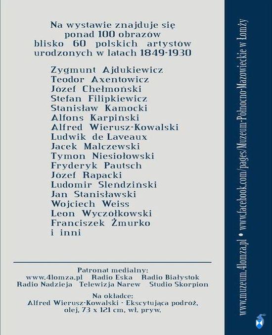Zaproszenie Malarstwo polskie 2