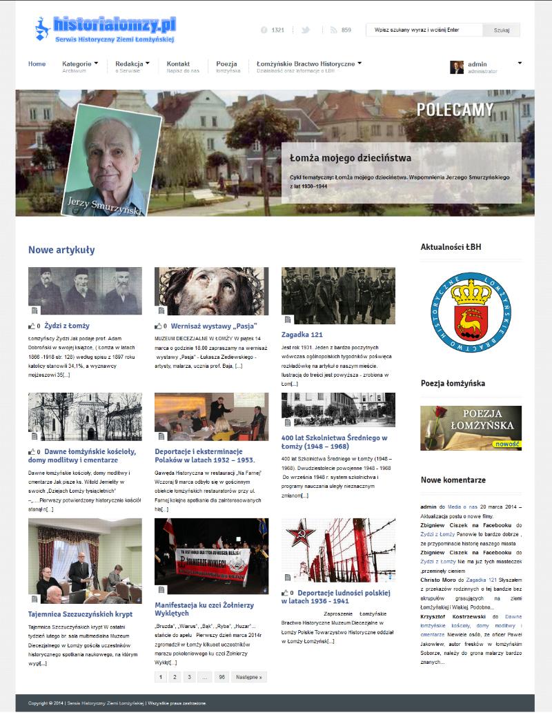 Nowa strona 2014 historialomzy