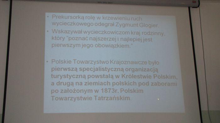 Informacja z wykładu nr 1