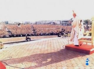 Homilia Papieża