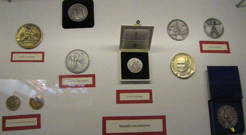 Medale rocznicowe