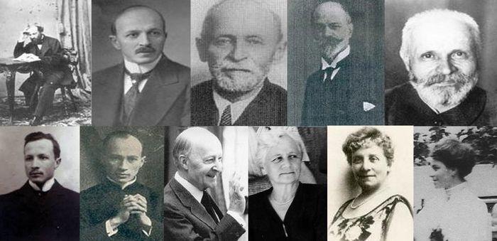 W kregu pisarstwa rodziny Lutoslawskich