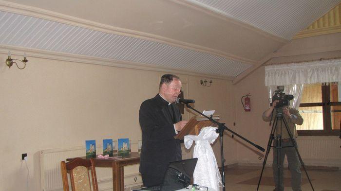 """Ks. prof. dr hab. Witold Jemielity – """"Kościół w Piątnicy (1914 – 2014)"""""""