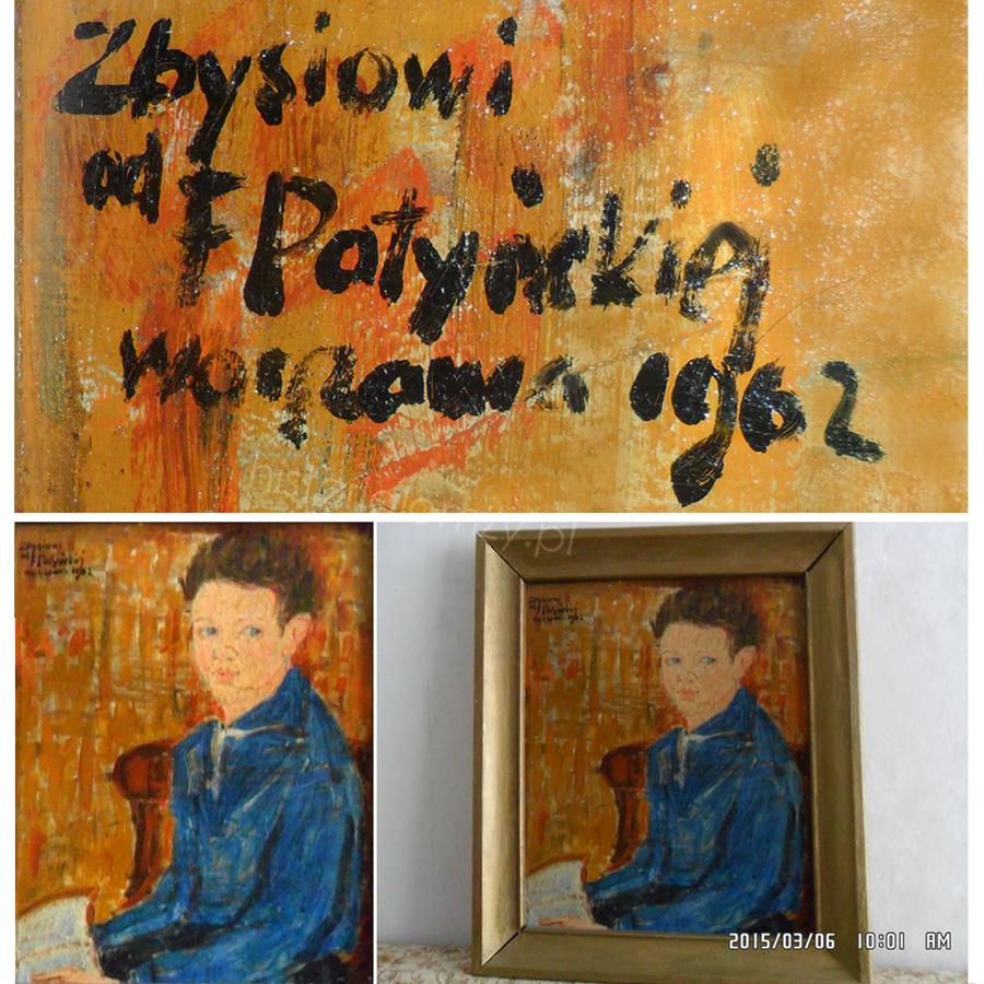 Obraz P. Potyńskiej.