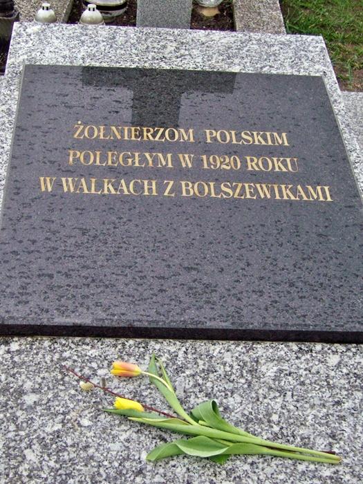 Cmentarz-w-Nowogrodzie-.-Kwatera-żołnierzy-1920-roku-oraz-żołnierzy-września-1939-roku.-Autor.-Jankowska-K