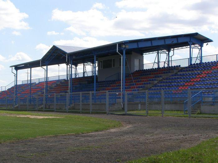 Grajewo-stadion 2009r.