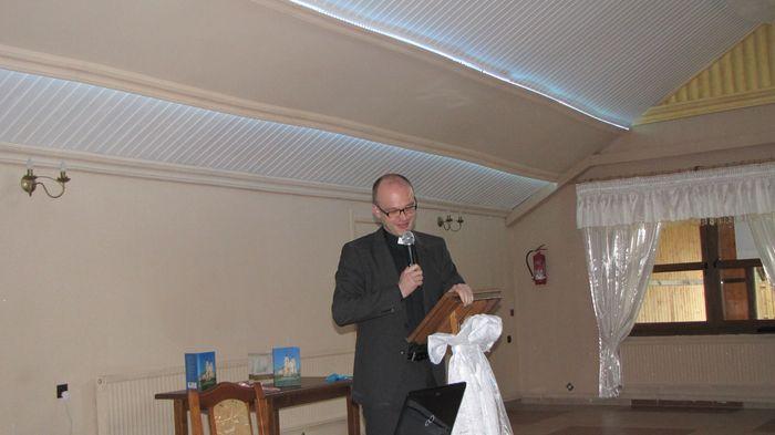 Ks. dr Dariusz Tułowiecki – Pomiędzy wolnością od religii a renesansem religijności – prelekcja