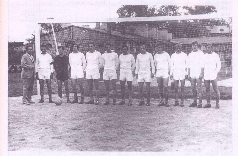 Olimpia Zambrów 1971 r