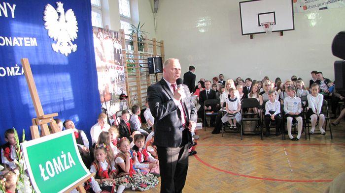 Przemawia poseł na Sejm RP Lech Antoni Kołakowski