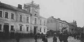 Ratusz w Łomży 1926