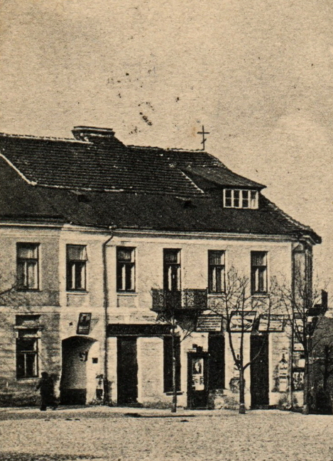 zagadka, historia architektura , Łomża