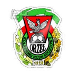 Logo Klubu Orzeł Kolno