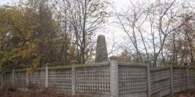 Widok na cmentarz od str. płd. wsch. 2