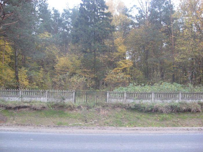 Cmentarz  od Szosy Ostrołęckiej 2