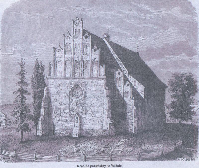 Kościół parafialny w Wiźnie