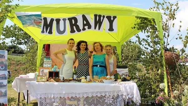 stoisko Muraw