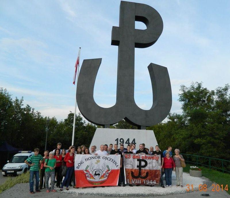 Kopiec Powstania Warszawskiego