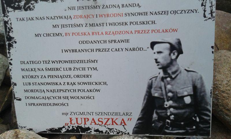 """mjr. Zygmunt Szyndzielorz """"Łupaszka"""""""