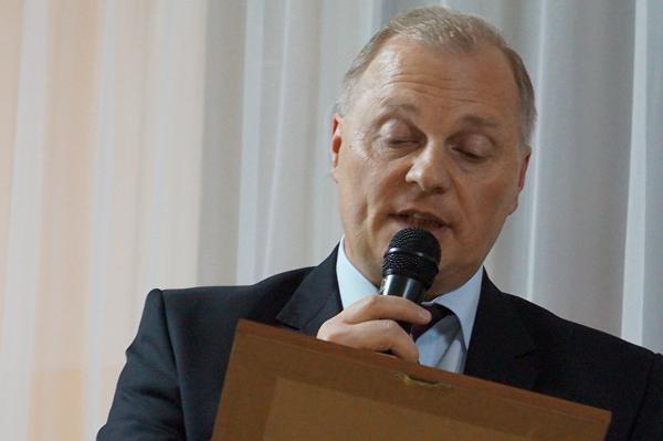 przemawia poseł - Lech Antoni Kołakowski