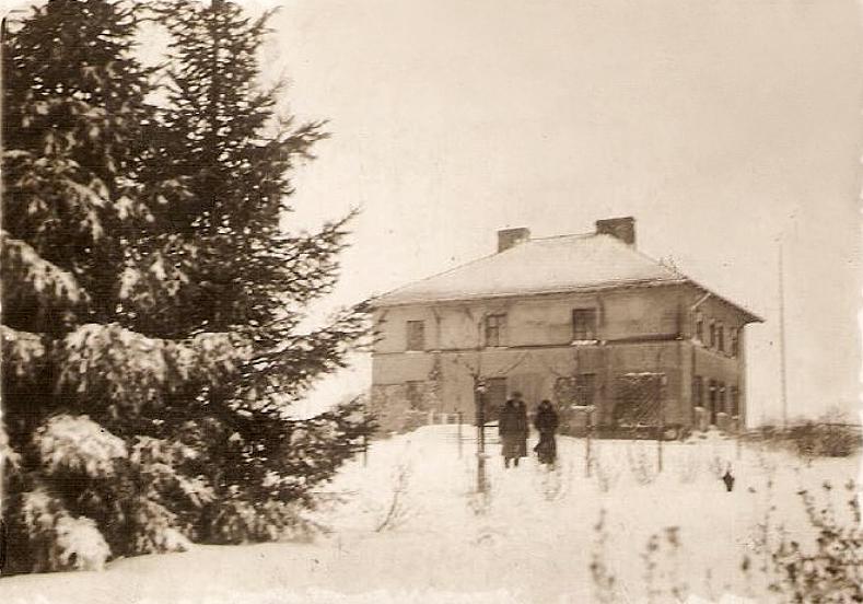 Budynek Zakładu Doświadczalnego w Kisielnicy