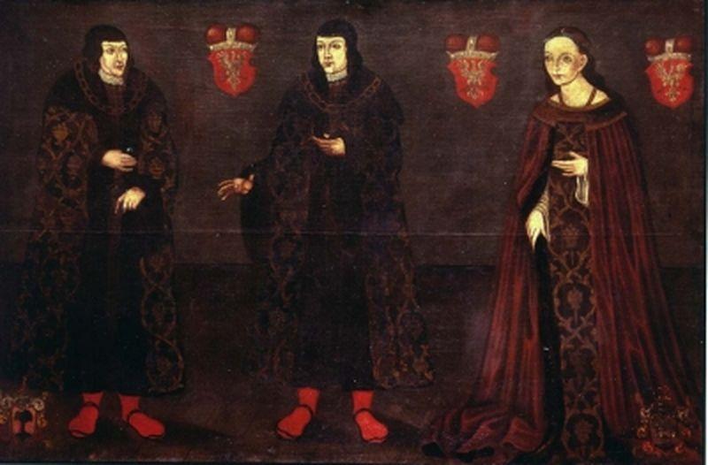 Ostatni książęta Mazowieccy. Zamek Królewski