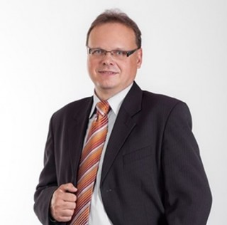 dr hab. Krzysztof Sychowicz z-ca Dyrektora Instytutu Społeczno-Humanistycznego PWSIiP w Łomży