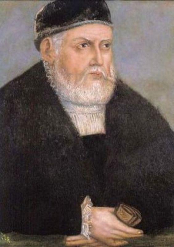 Zygmunt 1 Stary