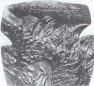 Plener malarski. Ciechanowiec 87. A