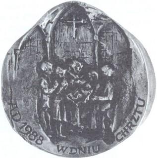 Wdniu chrztu  A.D. 1998. R