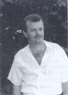 Art. plastyk Antoni Mieczkowski. Fot. Stanisław Andruszkiewicz